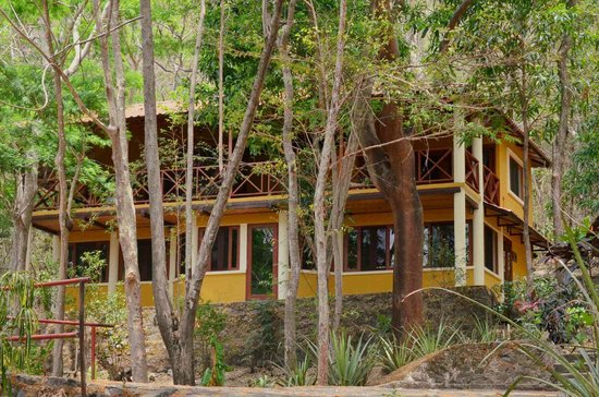 Apoyo Resort: Cafe Salida del Sol