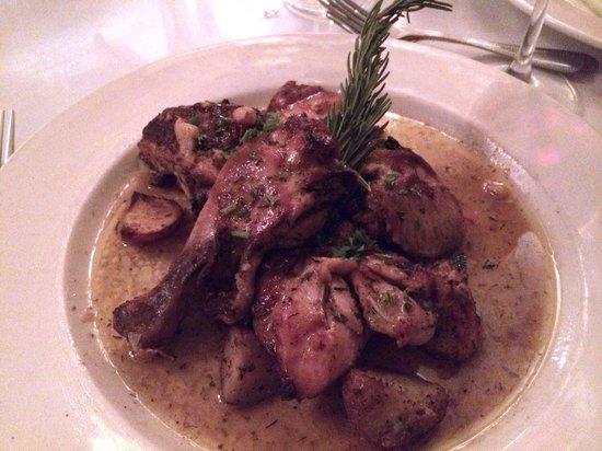 Irene's Cuisine : Chicken Rosemarino- Fantastic!
