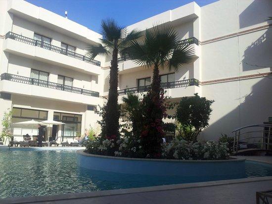Kech Boutique Hotel & Spa : vue des suites