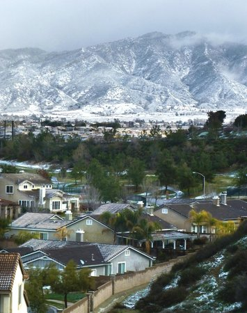Yucaipa On A Cold Winter Day Picture Of Yucaipa Regional