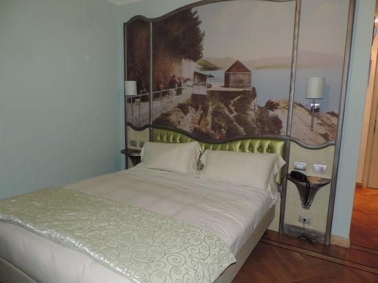 Grand Hotel Savoia: Quarto