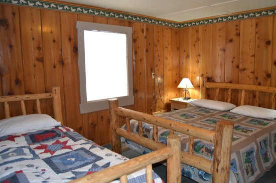 Tamarack Lodge At Bear Valley: A main Lodge room