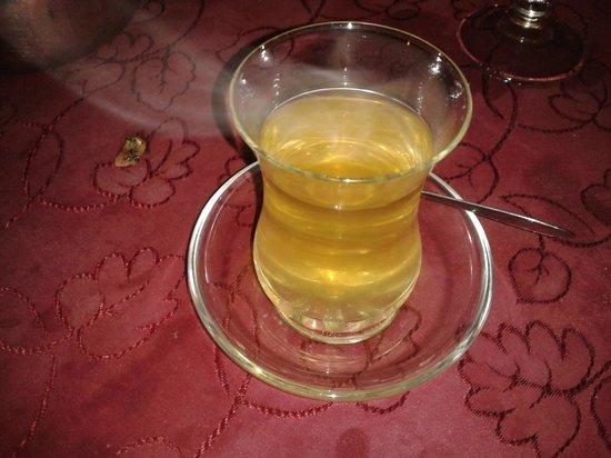La Bekaa : mint tea