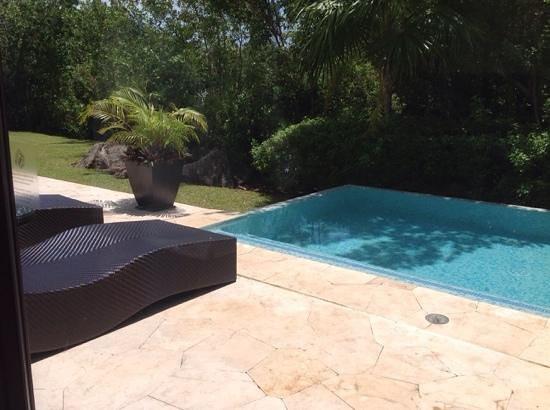 Fairmont Mayakoba: garden