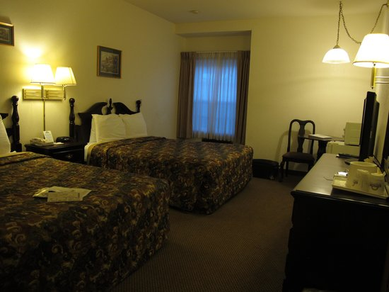 Days Inn Sutter Creek: the bedroom
