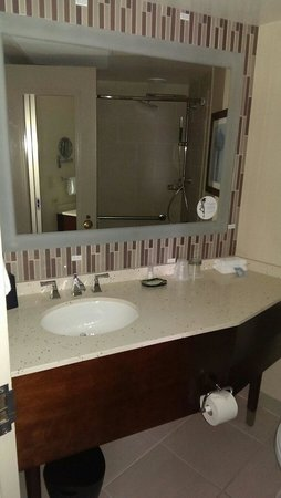 The Westin Seattle: Bathroom King Deluxe