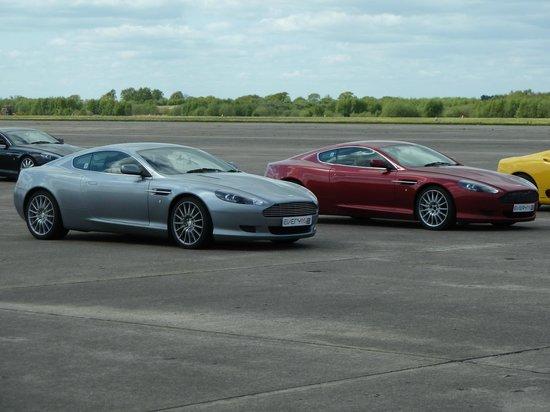 Everyman Racing: The Astons