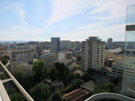 Sheraton Porto Hotel & Spa : View