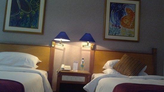 Hotel Menara Peninsula: kondisi kamar yang ditempati