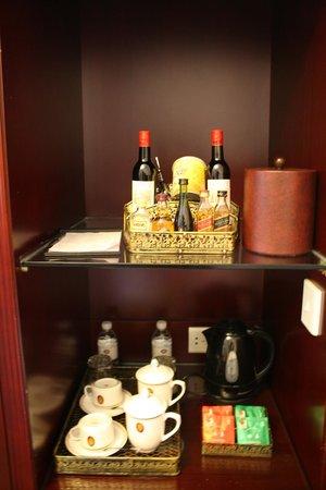 Astor House Hotel : Tea/coffee