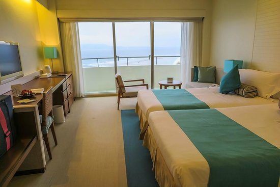 ANA InterContinental Manza Beach Resort: Room view