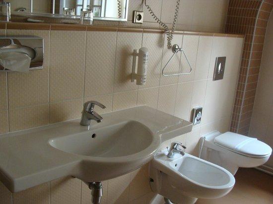 Metamorphis: ванная комната