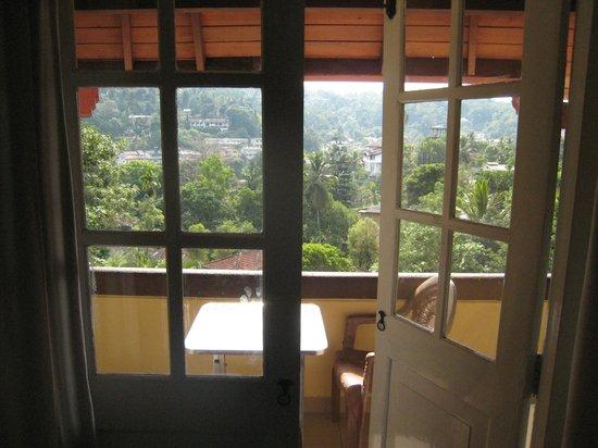 The Kandyan : balcon