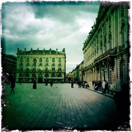 Grand Hotel De La Reine: The only hotel in Nancy with a view to the main square