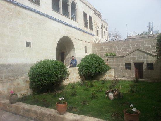 Gul Konaklari - Sinasos Rose Mansions: gul konaklari