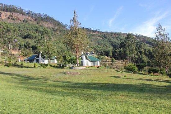 Camp Noel: Inside property