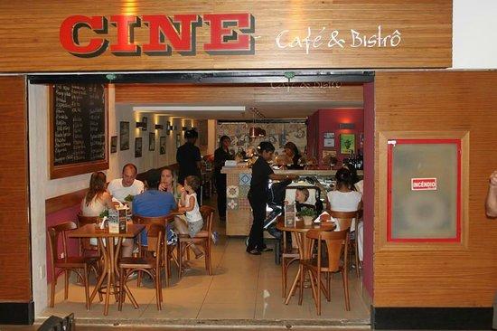 Cine Cafe & Bistro