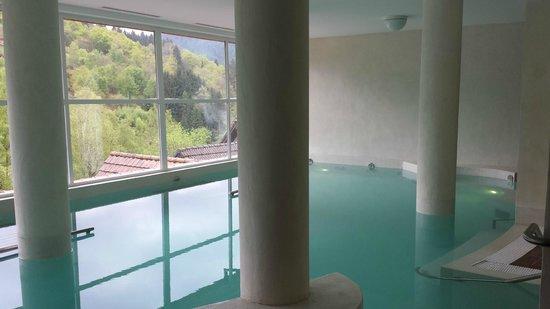 Hostellerie La Cheneaudiere - Relais & Chateaux: Nouveau nature SPA