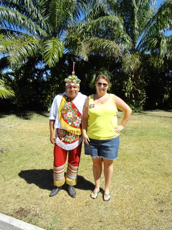 Discover Mexico Cozumel Park: Photo op