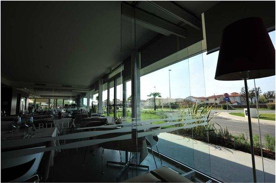 Uappala Hotel Viareggio: Vista sala ristorante