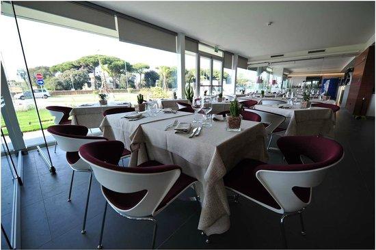 Uappala Hotel Viareggio: Sala colazione