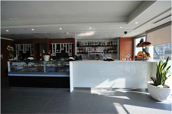 Uappala Hotel Viareggio: vista bar