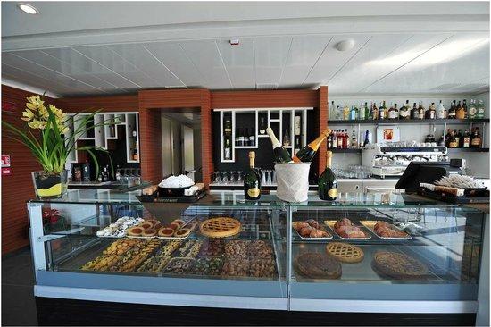 Uappala Hotel Viareggio: bar