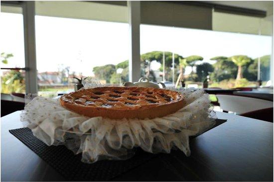 Mercure Viareggio: dolce del mattino