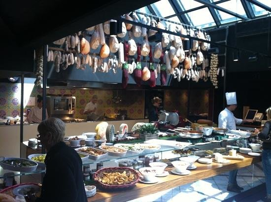 Vicook Bistrot: brunch domenicale
