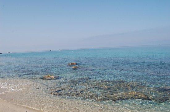 Veraclub Scoglio della Galea Resort &spa: mare