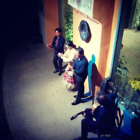 Casa de la Memoria: flamenco de qualité