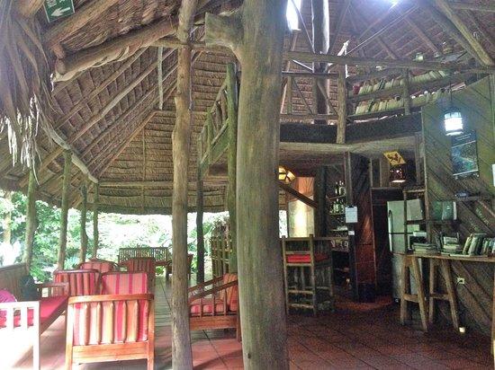 Esquinas Rainforest Lodge: Lobby