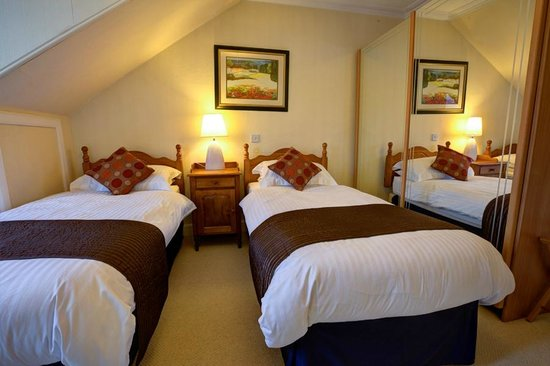 The Cedars Guest House: Twin Room