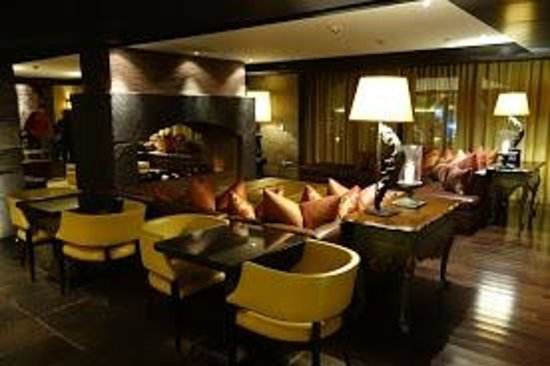 JW Marriott El Convento Cusco: lounge