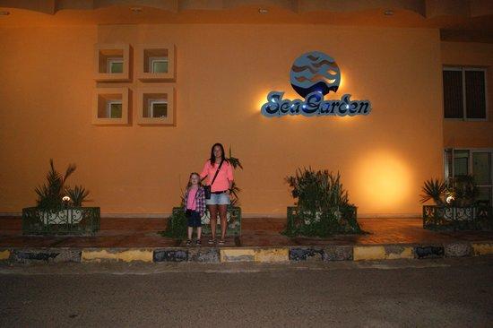 Sea Garden Hotel: Sea Garden