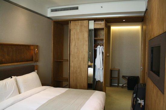Tea Boutique Hotel : Room interior