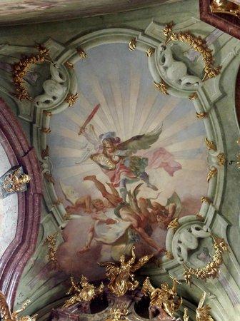 St.-Nikolaus-Kirche (Kostel sv. Mikuláše): interni