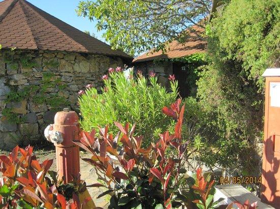 Hotel Selwo Lodge: Cabañas exterior