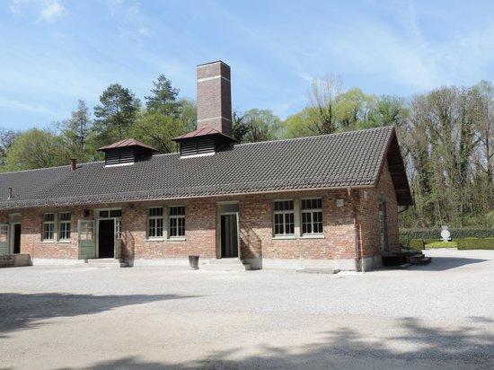 KZ-Gedenkstätte Dachau: Crematório