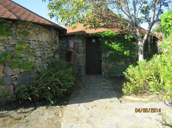 Hotel Selwo Lodge: Cabaña exterior
