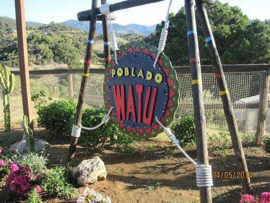Hotel Selwo Lodge: Pablado Watu