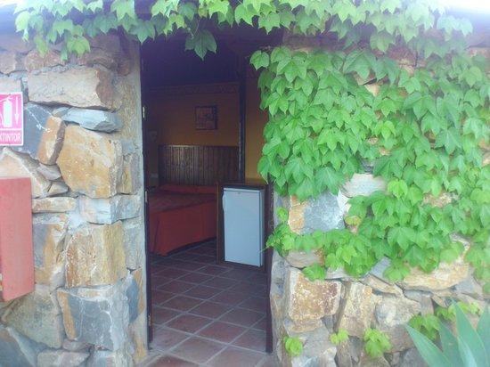 Hotel Selwo Lodge: Entrada cabaña