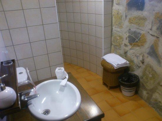Selwo Lodge Hotel : Baño