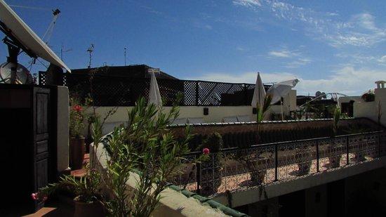 Riad du Petit Prince: Terrace