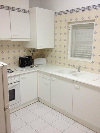 Vilabranca Apartments : Kitchen