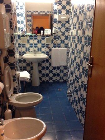 Hotel & Restaurant Diana : Bagno