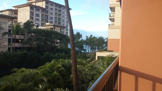 Marriott's Maui Ocean Club  - Lahaina & Napili Towers: Marriott View