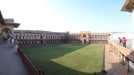 Agra Fort: Красный форт