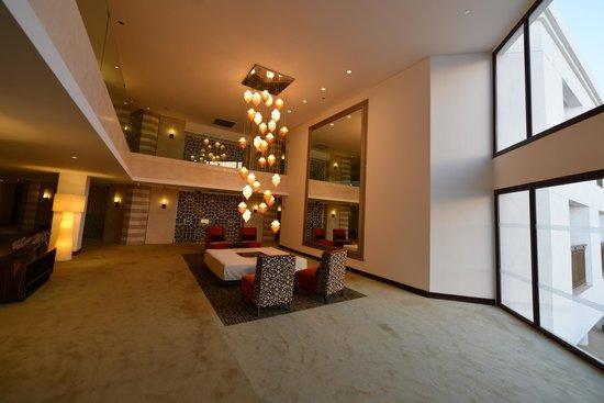 Hilton Luxor Resort & Spa: Hotel room lobby