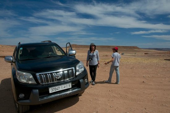 Nomade Experience  Day Trips: Nel Deserto